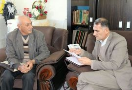 ملاقات مردمی رئیس سازمان جهاد کشاورزی استان چهارمحال و بختیاری با بهره برداران بخش کشاورزی
