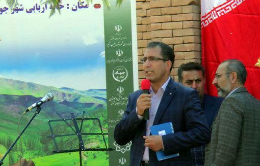 جشنواره گردو در شهر جوان قلعه شهرستان عجب شیر برگزار شد