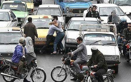 نزاعهای خیابانی 13 درصد افزایش داشته است