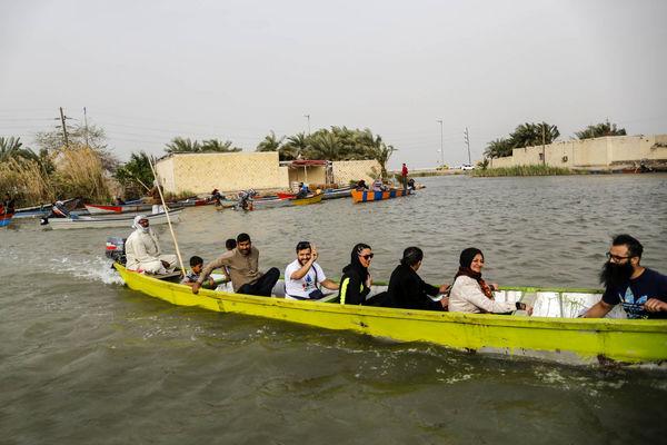 ونیز ایران خالی از گردشگر مانده است