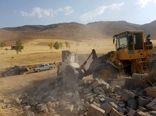 عزم راسخ متولیان اراضی شیراز در نیم روز به ظهور رسید