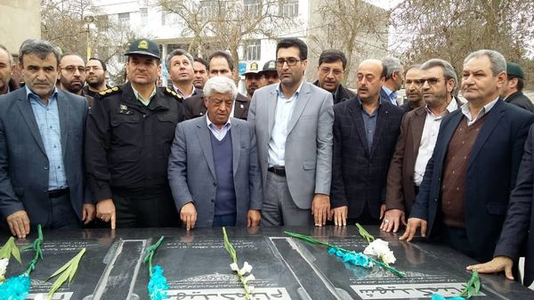 سرپرست وزارت جهاد کشاورزی وارد شهرستان پارس آباد شد