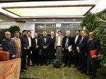 دیدار مجمع نمایندگان استان اردبیل و استاندار با وزیر جهاد کشاورزی