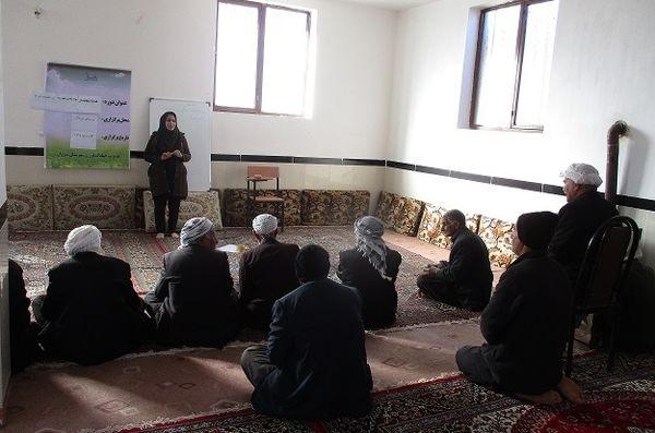 کارگاه آموزشی عدم استفاده از نان کپک زده در دامداری برگزار شد