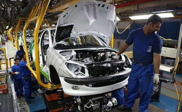 افزایش 40 درصدی تولید خودرو در کشور