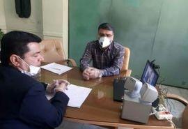 130 شبکه مراقبت وضعیت  سن غلات در مزارع کشاورزی استان قزوین را رصد می کنند