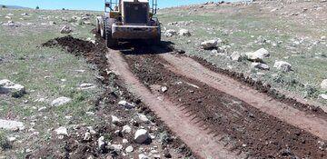 مرمت ۱۱۸ کیلومتر از ایلراههای عشایری آذربایجانغربی آغاز شد