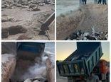 تلف شدن ۱۳۰ راس گوسفند و بز به علت مسمومیت