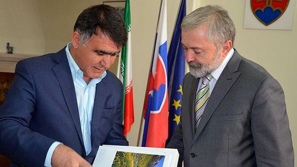 صنایع تبدیلی و محصولات کشاورزی محور همکاری یاسوج و اسلواکی
