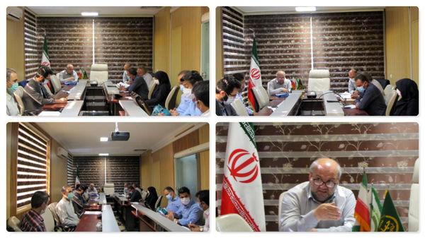برگزاری کمیته فنی تجمیع و یکپارچگی اراضی کشاورزی در قزوین