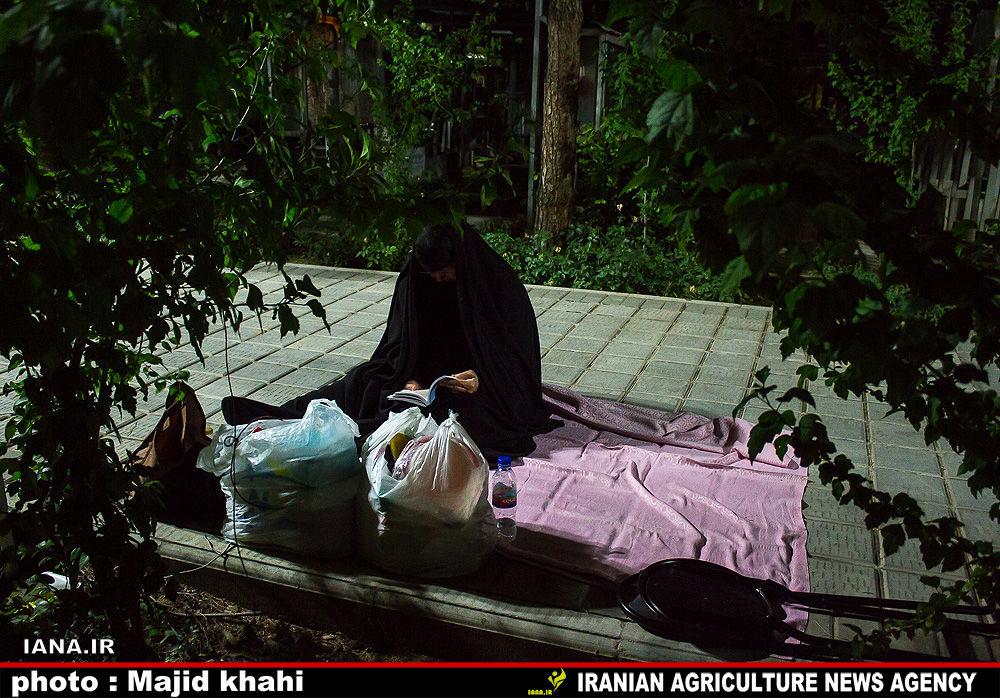 شب نوزدهم ماه رمضان دربهشت زهرا (س)
