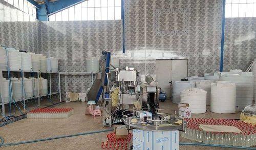 کارگاه تولید عرقیات گیاهی در جهرم راه اندازی شد