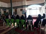 برگزاری کلاس آموزشی تغذیه سالم در شهرستان لاهیجان