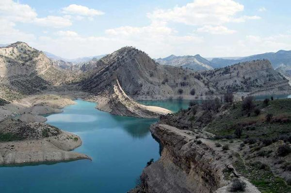 سرمایهگذاری ۲۳۰ میلیارد تومانی برای مهار آبهای پایین دست سدهای ایلام