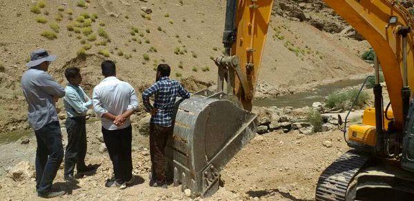 بهره برداری از پروژه های انتقال آب گل سفید و گاوتوت در سال جاری
