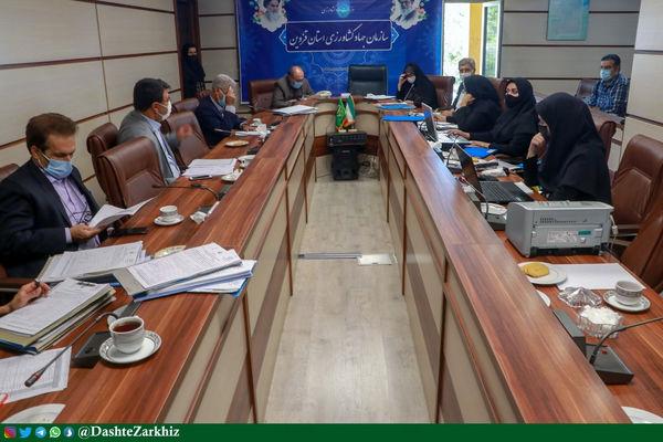 ۴۷ پرونده در کمیسیون تبصره یک ماده یک استان قزوین بررسی شد