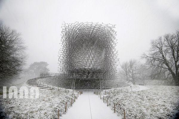 باغ گیاهشناسی سلطنتی در انگلستان