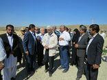 بازدید اعضای شورای راهبردی سیاستگزاری خارجی از ظرفیتهای بخش کشاورزی
