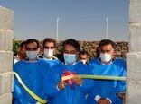 افتتاح پروژه واکسیناسیون دام سنگین علیه بیماری تب برفکی و طیور بومی در شهرستان درمیان
