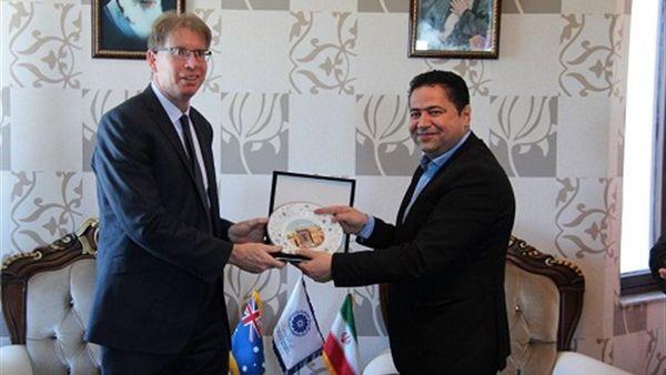 مذاکره برای همکاری ایران و استرالیا در حوزه کشاورزی و صنایع غذایی
