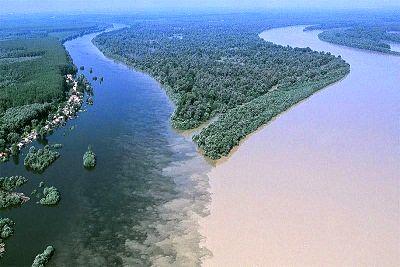 تولید انرژی الکتریکی از محل تلاقی آب شور و شیرین در سواحل
