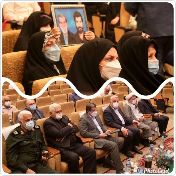 تقدیم ۲۰۹ شهید جهاد کشاورزی خوزستان در دوران دفاع مقدس