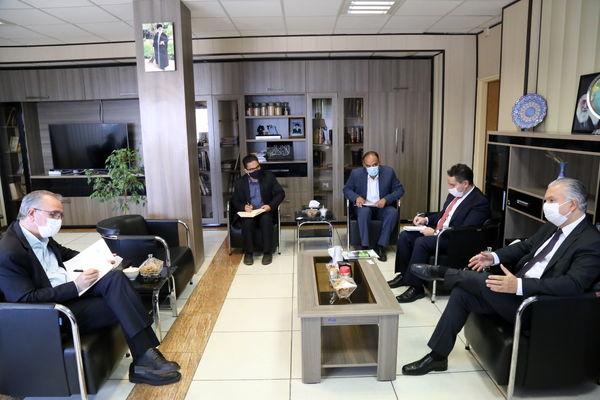 امضای مجازی 3 سند همکاری کشاورزی ایران و برزیل