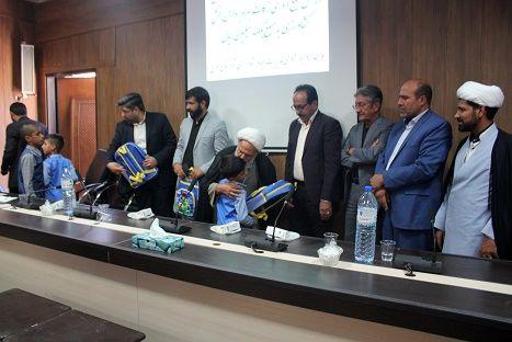 توزیع هدایای کمک آموزشی توسط جهاد کشاورزی شهرستان فهرج