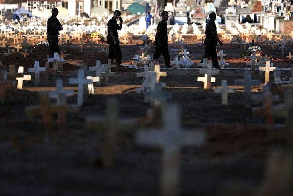 مبارزه با باندهای مواد مخدر در برزیل