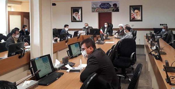 کمیته ارتقا سلامت اداری و صیانت از حقوق مردم جهاد کشاورزی استان تهران تشکیل جلسه داد