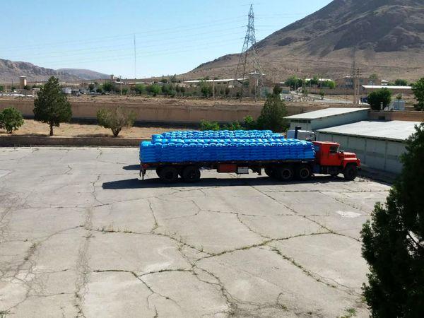 توزیع بیش از  یک هزار تن کود اوره در شهرستان بروجن
