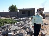 قلع و قمع ۲۸۷ مورد ساخت و ساز غیرمجاز و آزاد سازی حدود ۴۳ هکتار از اراضی کشاورزی خوزستان