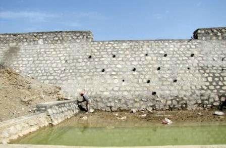 پروژههای آبخیزداری در حوزه آبخیز آبگرم شهرستان سرخه عملیاتی میشود
