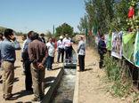 افتتاح 8 پروژه از طرح های اجرایی آب و خاک در شهرستان اهر