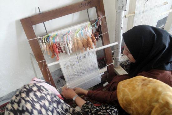 حمایت از مشاغل خانگی روستایی با کمک جهاد دانشگاهی