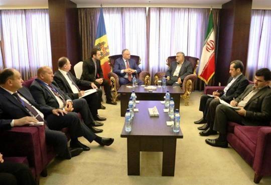 راههای گسترش همکاریهای کشاورزی ایران و مولداوی بررسی شد