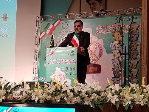10 درصد امنیت غذایی کشور وابسته به تولیدات استان فارس است