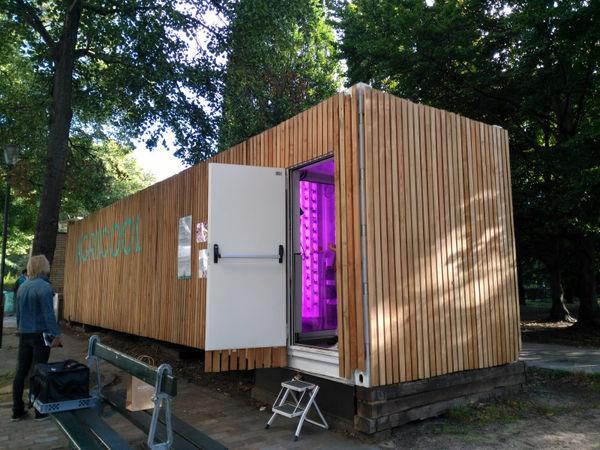 نوآوری فرانسویها در توسعه کشاورزی شهری