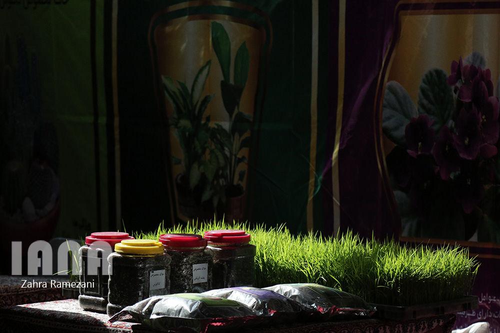 سومین نمایشگاه بینالمللی باغبانی