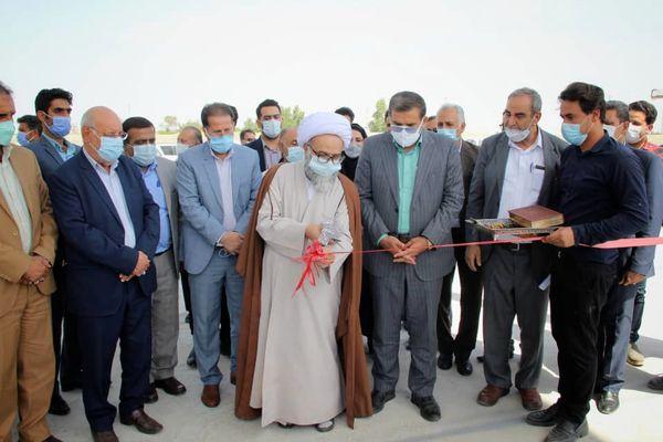 پشتیبانی از تولید گندم با افتتاح سیلوی ۳۰ هزار تنی در خوزستان