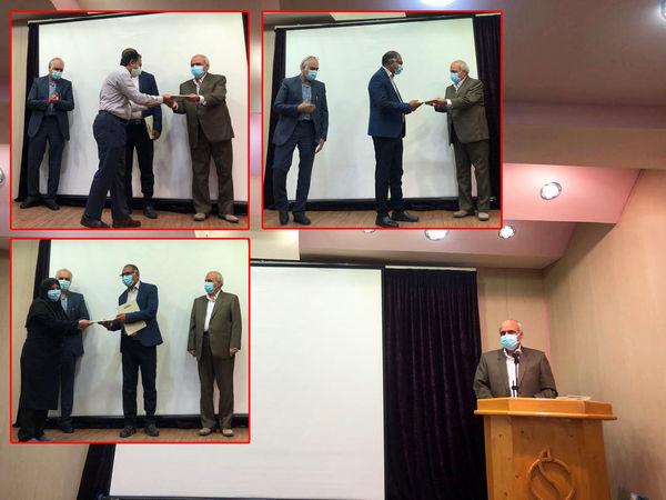 برگزاری آیین نکوداشت هفته پژوهش در پژوهشکده اکولوژی خلیج فارس و دریای عمان