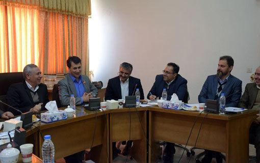 تشکیل کمیته مشترک سازمان تعاون روستایی و بانک کشاورزی در آذربایجان شرقی