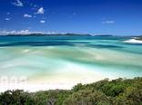 ساحل وایت هاون (Whitehaven) استرالیا