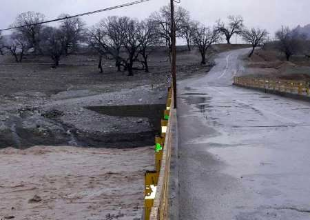 کشاورزان منتظر موج دوم بارش ها باشند/ خطر وقوع سیلاب در کهگیلویه و بویراحمد