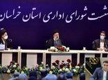 ارائه برنامههای توسعه کشاورزی استان به رییس جمهور توسط رئیس سازمان جهاد کشاورزی خراسان جنوبی