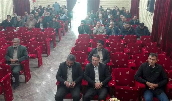 برگزاری مجمع عمومی فوقالعاده شرکت تعاونی کشاورزی آببران ورامین