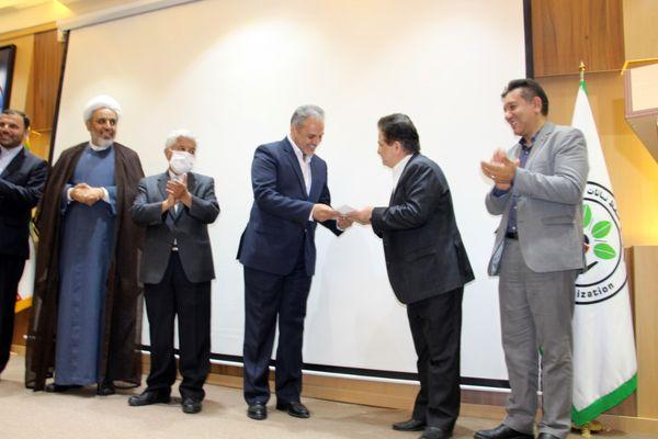 رئیس سازمان حفظ نباتات کشور منصوب شد