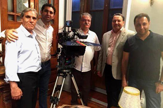 فیلم سینمایی «های ولتاژ»، محصولی مشترک از ایران و آذربایجان
