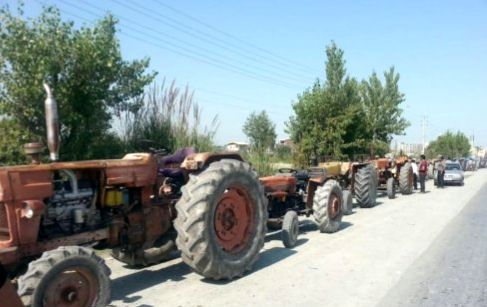 پلاک گذاری ماشین های کشاورزی مرودشت تا پایان شهریور ماه