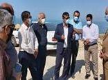 قول مساعد رئیس شیلات ایران برای تکمیل اسکله دلوار